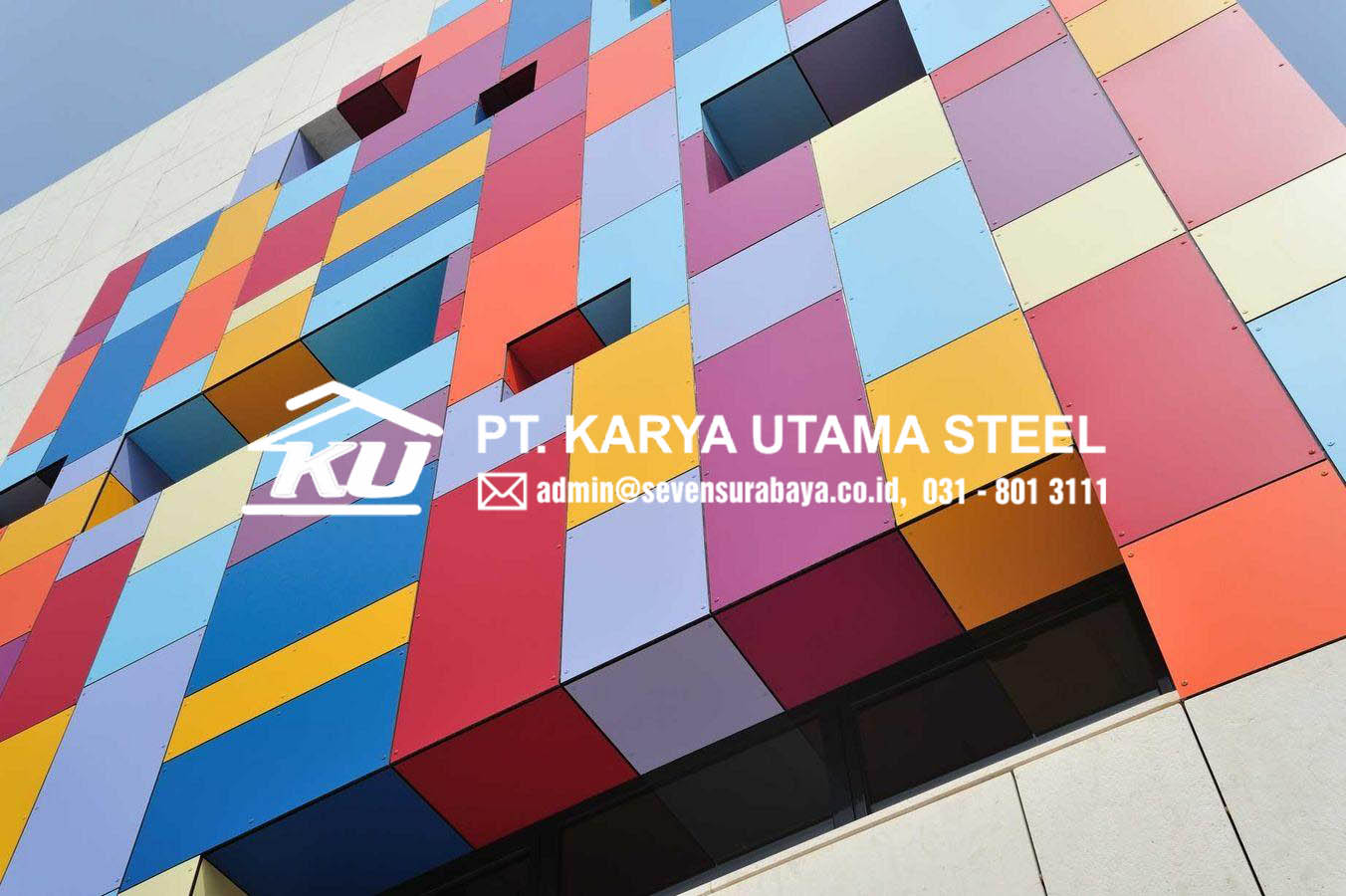 Keunggulan Aluminium Composite Panel SEVEN