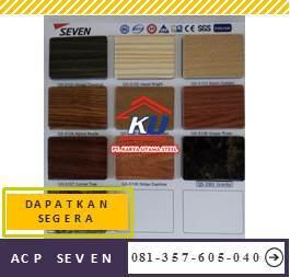Distributor Acp Seven Murah Sidoarjo Dan Surabaya Ready Stock Semua Warna